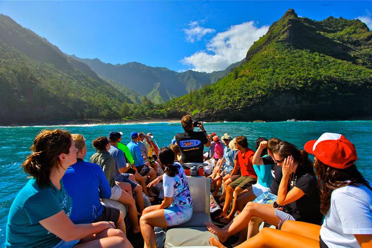 Na Pali Coast Magazine Kauai