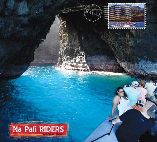 Na Pali Riders | Sea Caves
