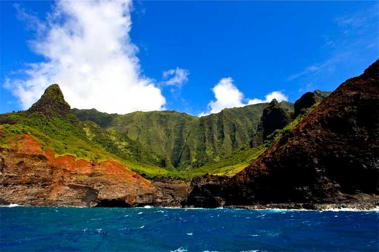 Hanakoa Valley - Na Pali Coast Kauai