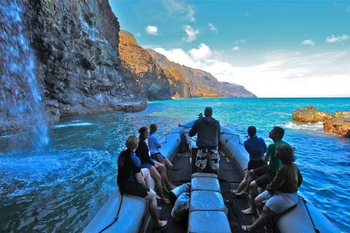 Kauai Activities - Kauai Boat Tours