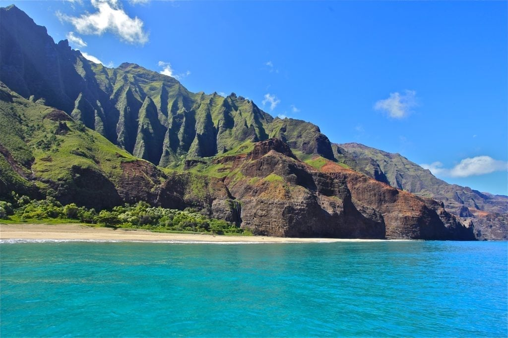 Kauai Boat Tours | The Na Pali Coast