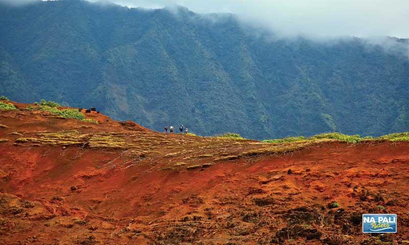 Kauai Hiking Napali Coast