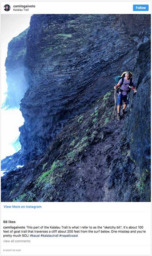 Kauai Hiking