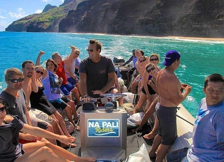 Kauai Ocean Raft Tour