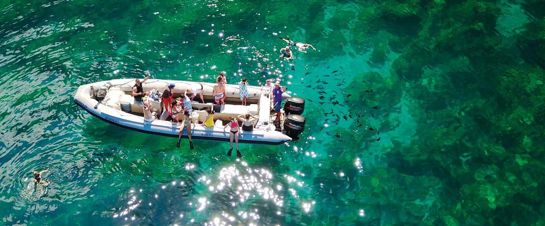 Kauai Ocean Raft Tour Expedition